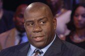 Magic Johnson: 'I grew up poor, but I didn...