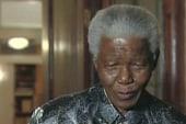 Nelson Mandela, dead at 95