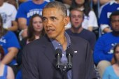Obama lashes out over shutdown threat