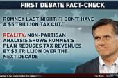 Debate was Romney vs. Romney