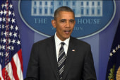 Obama to GOP: 'Knock it off'