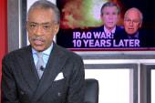 Sharpton: Iraq's 'mission accomplished'...