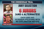 Zimmerman jury to be sequestered