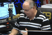 Rush Limbaugh's the one who's 'ashamed' of...