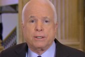 What's up with John McCain?