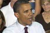 Obama promotes bottom-up economics
