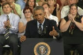 Obama fights GOP obstructionism