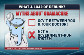 Obamacare: Scare tactics vs reality