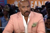 Steve Harvey talks success and giving back