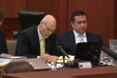Judge rules jury can hear Zimmerman's...