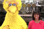 Big Bird kept his job – and made it to the...