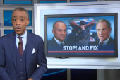 Rev Sharpton calls out Bloomberg's 'stop...