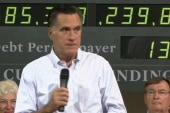 'He who must not be named' endorses Romney