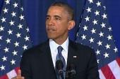 President makes major speech on terrorism