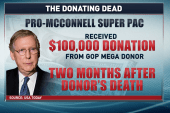Mitch McConnell's zombie donor?