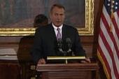Boehner holds debt ceiling hostage over...