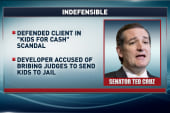 Cruz's 'blatant hypocrisy' for civil...