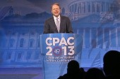 Right wing welcomes NRA, LaPierre at CPAC