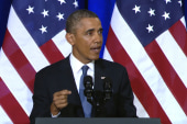 Pres. Obama announces NSA reforms