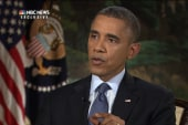 Exclusive: Obama: 'the buck stops with me'