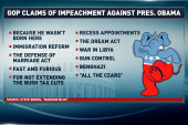 GOP invents a new impeachment reason