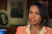 Condi Rice tells Sharpton why her father...