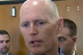 Gov. Scott offers consolation to purged...