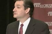 Freshman Texas senator echoes McCarthyism