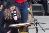 12-year-old activist fights voter suppression