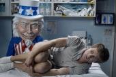 Koch bros behind creepy Uncle Sam ad