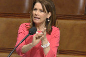 GOP's problem with message, members, Bachmann