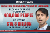 Uninsured Americans still need health care