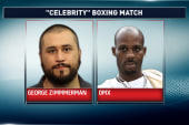 DMX talks about boxing Zimmerman