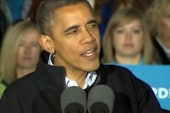 GOP attacks on Obama contradict each other