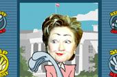Republicans already fighting Hillary...