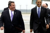 Obama and Christie join forces again