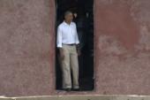 Obama visits Goree Island