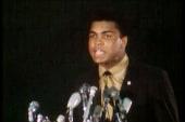 Muhammed Ali's activism remembered