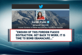 Palin wants to bomb Obamacare
