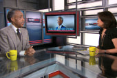 Sharpton gets personal about new book