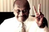 Cain returns to national spotlight