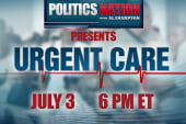 Sharpton announces Urgent Care initiative