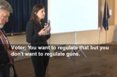 The fight for gun control continues