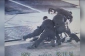 Atlantic City police brutality caught on tape