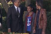 Obama reveals feelings on fatherhood