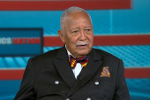 Dinkins reflects on his NYC mayoral legacy