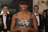First lady has a part in the Oscars, right...