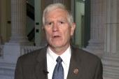 Sharpton debates GOP Rep over shutdown threat