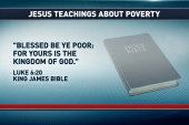 What Would Jesus Do? Care for the poor.