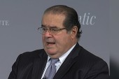 Scalia reveals TV habits